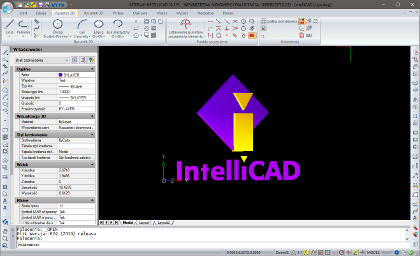 Program INTERsoft-INTELLICAD