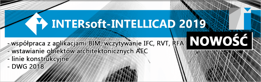 INTERsoft-INTELLICAD 2019